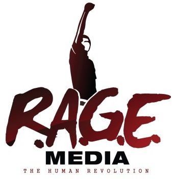 The old R.A.G.E. Media Logo