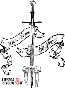 Know Jesus, No Peace