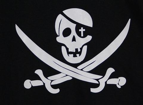 Christian Pirate Logo