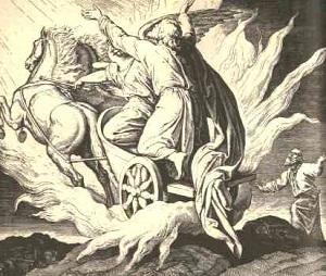 Elijah's Firey Chariot