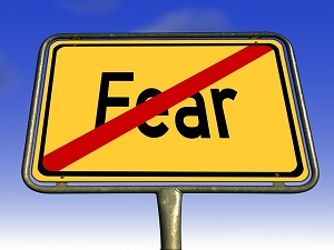 Sign of No Fear